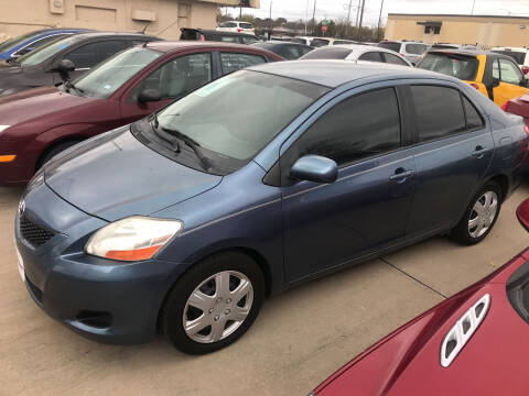 2009 Toyota Yaris for sale at Auto Haus Imports in Grand Prairie TX
