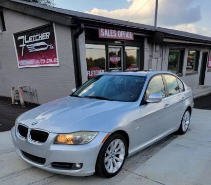 2011 BMW 3 Series for sale at Fletcher Auto Sales in Augusta GA