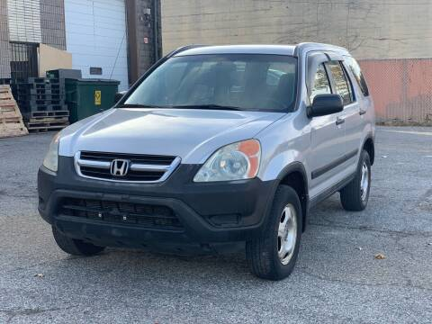 2004 Honda CR-V for sale at Innovative Auto Group in Hasbrouck Heights NJ