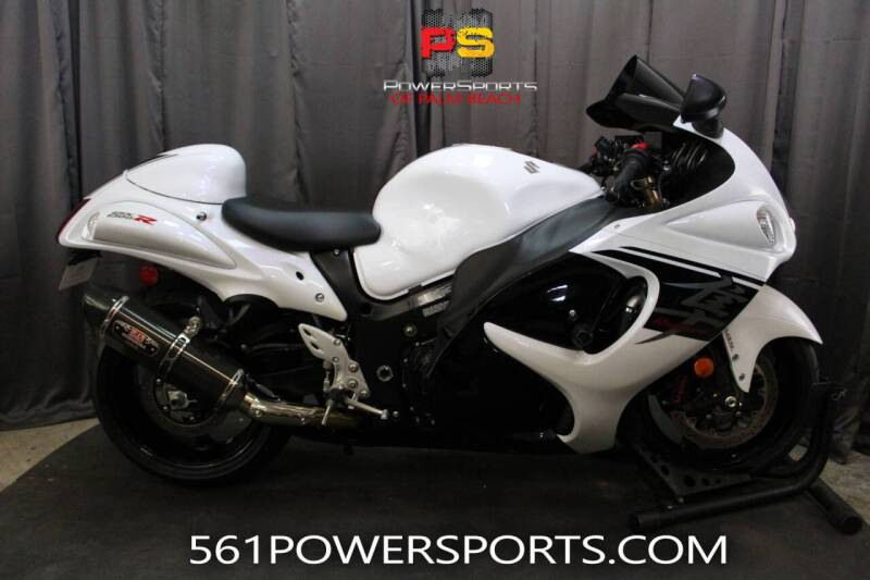 2017 Suzuki Hayabusa for sale at Powersports of Palm Beach in Hollywood FL