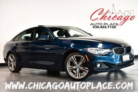 2017 BMW 4 Series for sale at Chicago Auto Place in Bensenville IL