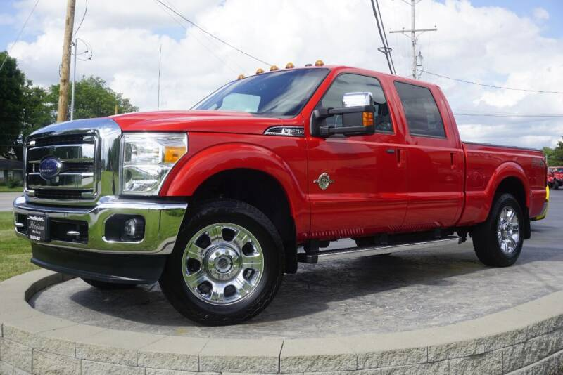 2016 Ford F-250 Super Duty for sale at Platinum Motors LLC in Heath OH