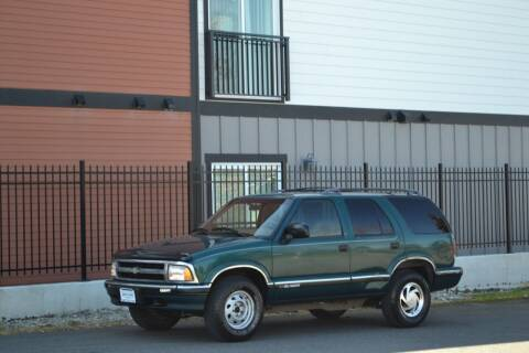 1996 Chevrolet Blazer for sale at Skyline Motors Auto Sales in Tacoma WA