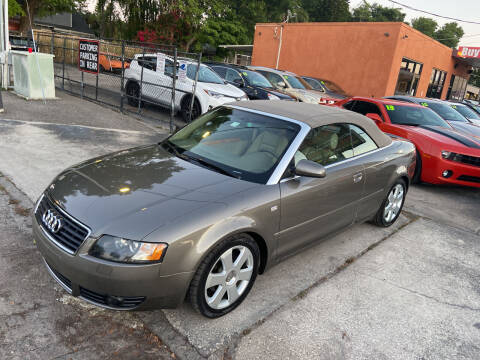 2006 Audi A4 for sale at Kings Auto Group in Tampa FL