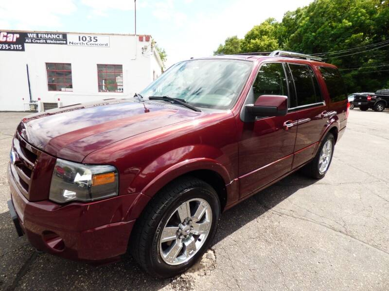 2010 Ford Expedition for sale at Chris's Century Car Company in Saint Paul MN