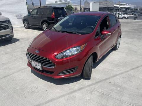 2014 Ford Fiesta for sale at Hunter's Auto Inc in North Hollywood CA