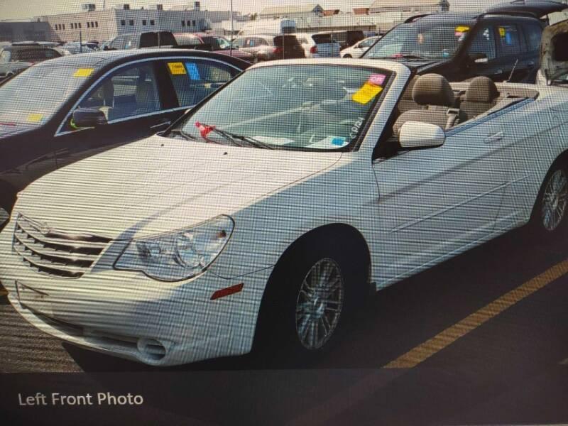 2008 Chrysler Sebring for sale at Brick City Affordable Cars in Newark NJ