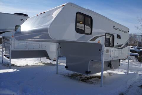 2021 Adventurer 80RB for sale at Polar RV Sales in Salem NH