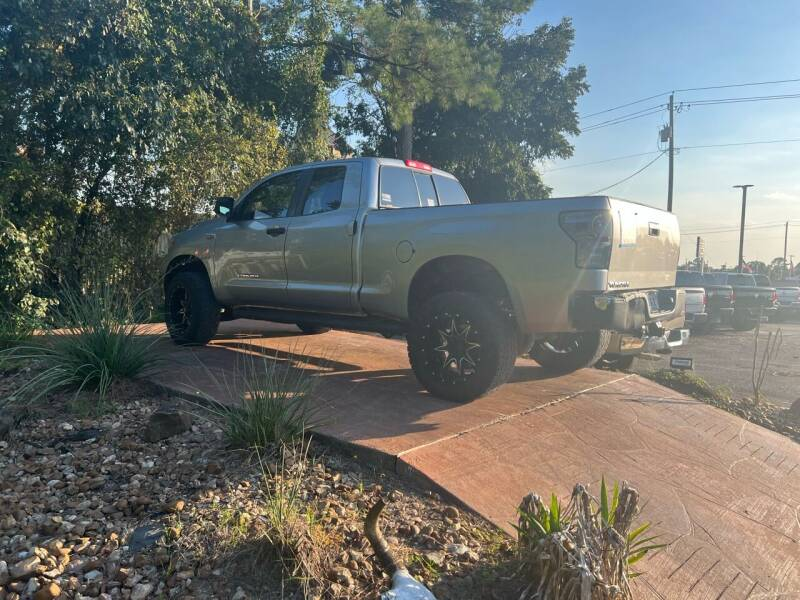 2010 Toyota Tundra for sale at Texas Truck Sales in Dickinson TX