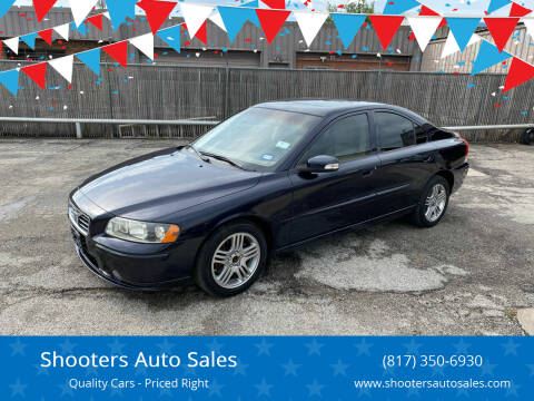 2007 Volvo S60 for sale at Shooters Auto Sales in Fort Worth TX