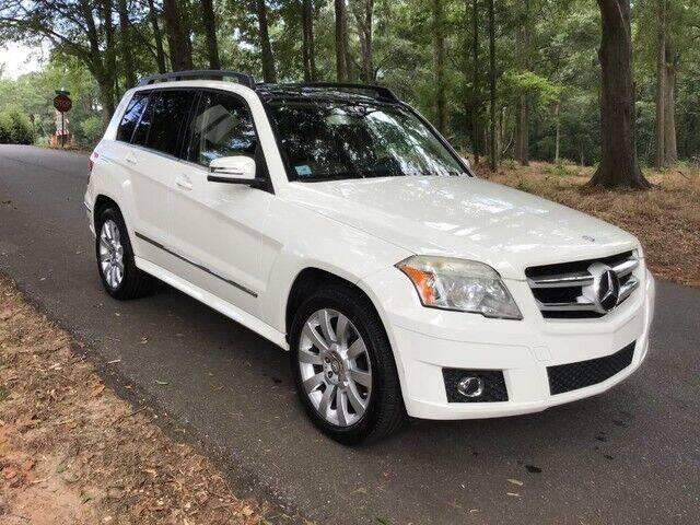 2012 Mercedes-Benz GLK for sale at Roadtrip Carolinas in Greenville SC