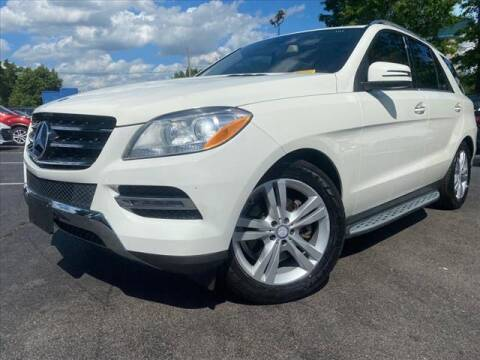2013 Mercedes-Benz M-Class for sale at iDeal Auto in Raleigh NC