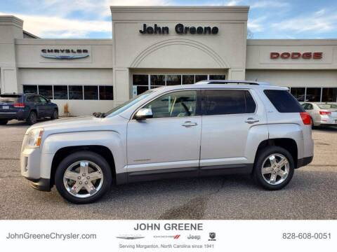 2012 GMC Terrain for sale at John Greene Chrysler Dodge Jeep Ram in Morganton NC
