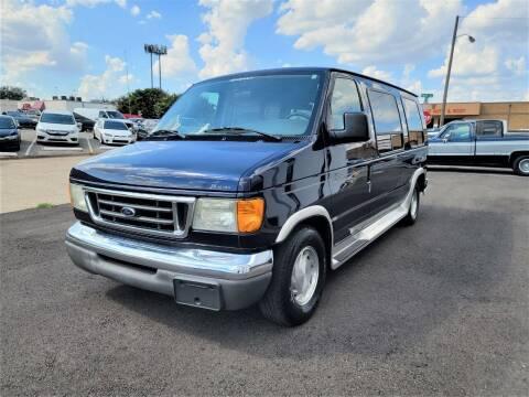 2003 Ford E-Series Cargo for sale at Image Auto Sales in Dallas TX