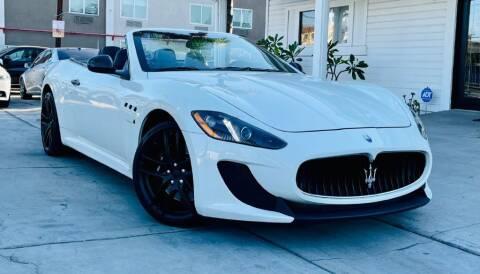 2013 Maserati GranTurismo for sale at Pro Motorcars in Anaheim CA