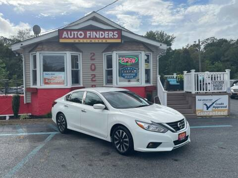2018 Nissan Altima for sale at Auto Finders Unlimited LLC in Vineland NJ