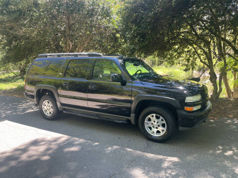 2005 Chevrolet Suburban for sale at Bull City Auto Sales and Finance in Durham NC