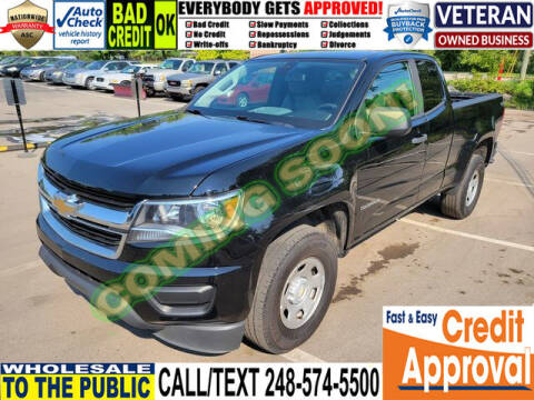 2018 Chevrolet Colorado for sale at North Oakland Motors in Waterford MI