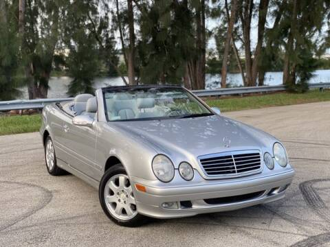 2001 Mercedes-Benz CLK for sale at Exclusive Impex Inc in Davie FL