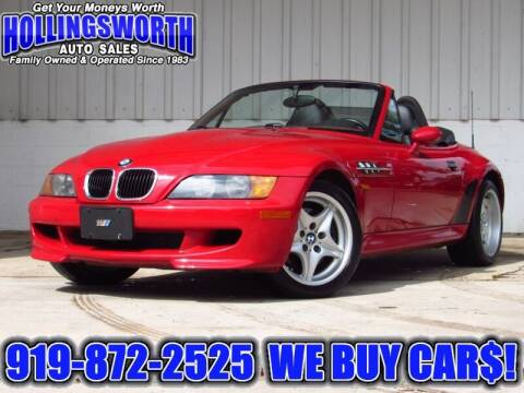 1998 BMW M for sale at Hollingsworth Auto Sales in Raleigh NC