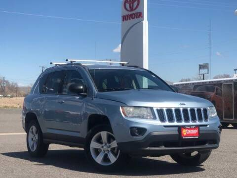 2013 Jeep Compass for sale at Rocky Mountain Commercial Trucks in Casper WY
