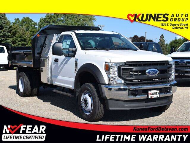 2021 Ford F-600 Super Duty for sale in Delavan, WI