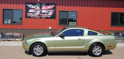 2006 Ford Mustang for sale at SS Auto Sales in Brookings SD