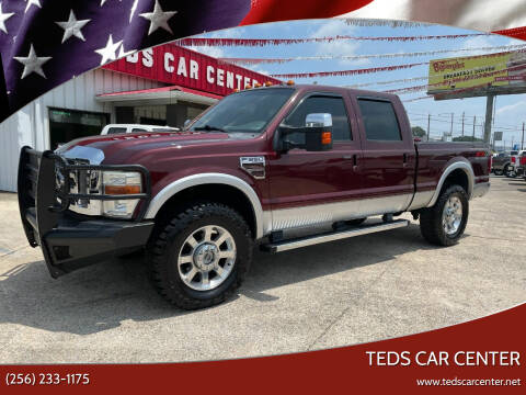 2010 Ford F-350 Super Duty for sale at TEDS CAR CENTER in Athens AL