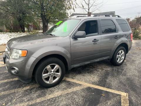 2012 Ford Escape for sale at Peak Motors in Loves Park IL