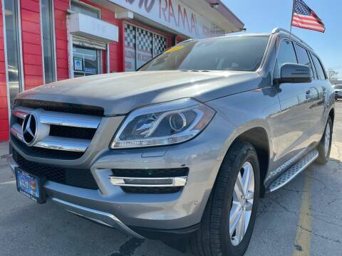 2015 Mercedes-Benz GL-Class for sale at AUTORAMA SALES INC. - Farmingdale in Farmingdale NY