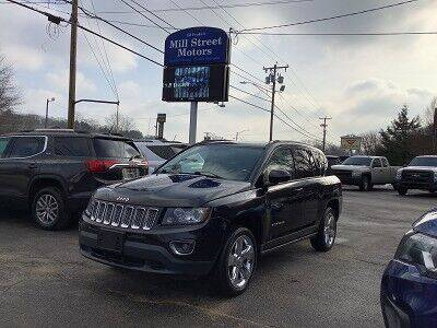 2014 Jeep Compass for sale at Mill Street Motors in Worcester MA