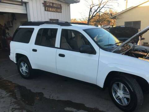 2006 Chevrolet TrailBlazer EXT for sale at DFW AUTO FINANCING LLC in Dallas TX