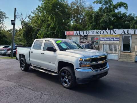 2017 Chevrolet Silverado 1500 for sale at Auto Tronix in Lexington KY