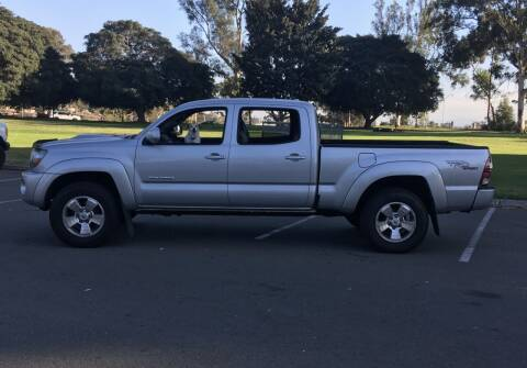 2010 Toyota Tacoma for sale at INTEGRITY AUTO in San Diego CA
