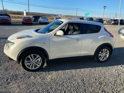 2013 Nissan JUKE for sale at Tri-Star Motors Inc in Martinsburg WV