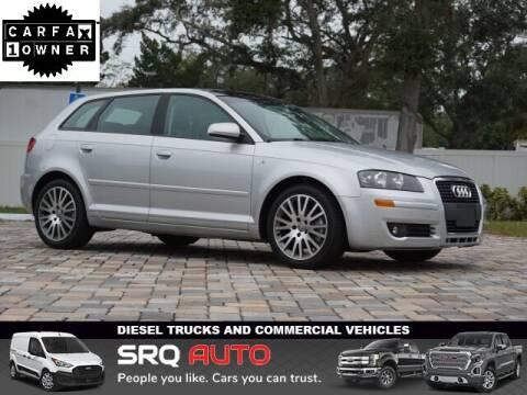2006 Audi A3 for sale at SRQ Auto LLC in Bradenton FL