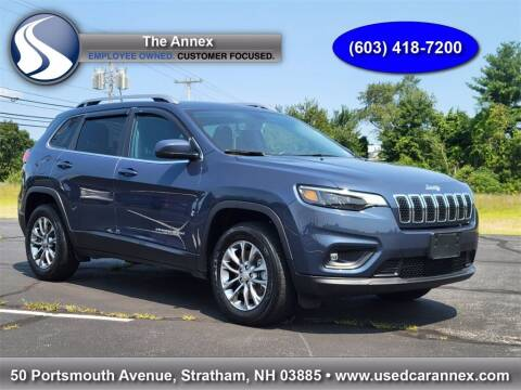 2019 Jeep Cherokee for sale at The Annex in Stratham NH