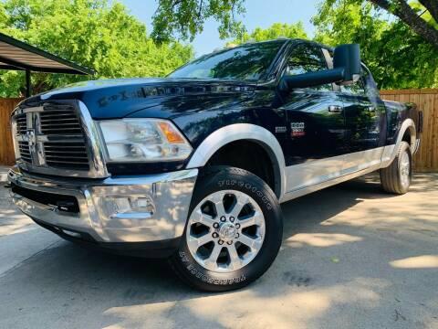 2012 RAM Ram Pickup 2500 for sale at DFW Auto Provider in Haltom City TX