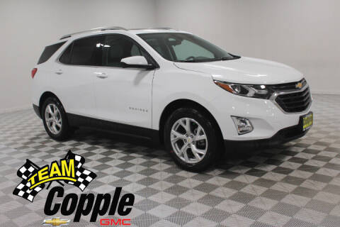 2020 Chevrolet Equinox for sale at Copple Chevrolet GMC Inc in Louisville NE