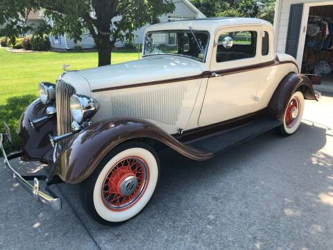 1933 Plymouth Business Coupe for sale at Teds Auto Inc in Marshall MO