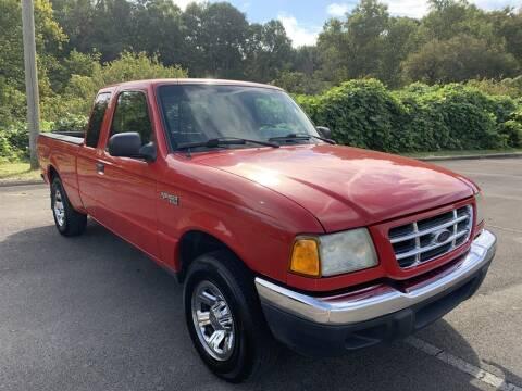 2003 Ford Ranger for sale at J & D Auto Sales in Dalton GA