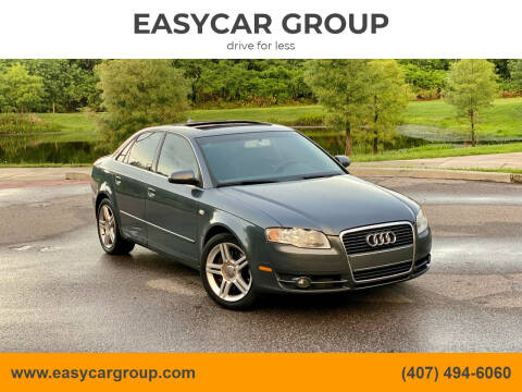 2007 Audi A4 for sale at EASYCAR GROUP in Orlando FL
