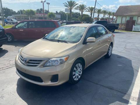 2013 Toyota Corolla for sale at Riviera Auto Sales South in Daytona Beach FL