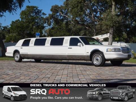 1995 Lincoln Town Car for sale at SRQ Auto LLC in Bradenton FL