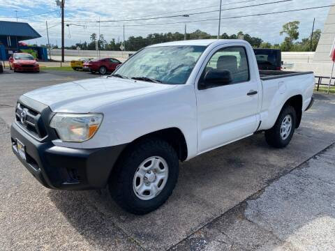 2012 Toyota Tacoma for sale at Bay Motors in Tomball TX