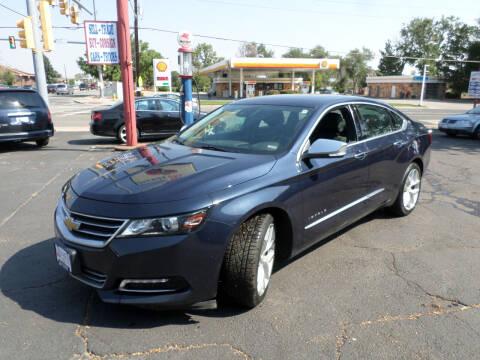 2015 Chevrolet Impala for sale at Premier Auto in Wheat Ridge CO