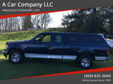2003 Ford F-150 for sale at A Car Company LLC in Washougal WA