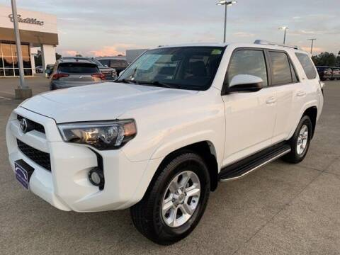 2016 Toyota 4Runner for sale at AutoJacksTX.com in Nacogdoches TX
