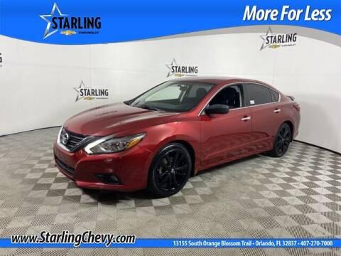 2017 Nissan Altima for sale at Pedro @ Starling Chevrolet in Orlando FL