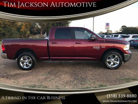 2019 RAM Ram Pickup 1500 Classic for sale at Tim Jackson Automotive in Jonesville LA